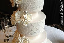 Fabulous Cakes / Gorgeous Cakes From ALL Over!!! We want it ALL!!! Maybe ...... They ship their cakes???? / by Marites Earl