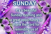 blessed sundag