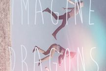 Imagine Dragons / One of the best bands on earth / by Maddy:)