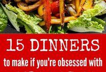 DINNER COMBINATIONS