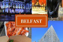 Noord Ierland en Belfast