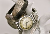 Watches / by Patti Evans