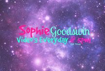 My Youtube Video's / Hey, So I created this board to post my youtube video's from my channel (www.youtube.com/sophiegoodswinchannel) Please take a look and Subscribe, There is always lots of video's to watch becasue as of 2016 I have uploaded a video everyday! Some come and check it out xx
