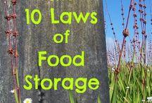Food Storage & Preserving