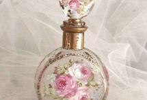Art-Glass Perfume Bottle