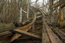 Abandoned  / Abandoned places and things
