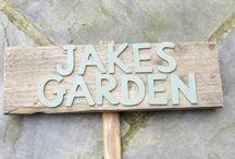 Gardening / Plenty of garden ideas for a busy parent to achieve.