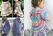 Crochet patterns (for photos)