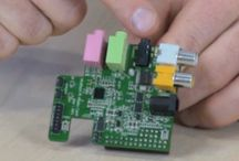 Raspberry Pi / Raspberry Pi - not to be confused with raspberry pies. / by web design POP