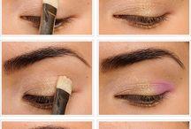 Makeup / by Katie Hendricks