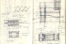 Proyectos de arquitectura en madera. Planos
