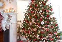 Christmas Tree Colours