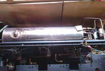 M31 Classic Rebuild / A La Cimbali M31 Classic 3grp that I rebuilt.