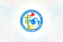 Logo ca đoàn Gabriel - Giáo xứ Chí Hòa