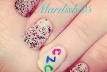 nail ART / by Stephanie Cardoza