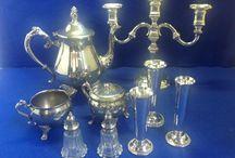 Silverplated tableware