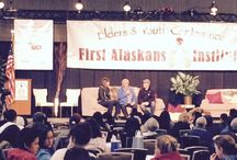 Elders and Youth Festival in Anchorage / The team's trip to the Elder and Youth Festival in Anchorage Alaska in October 2014.