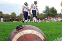 Football Mom / by Becky Schierbaum Racey