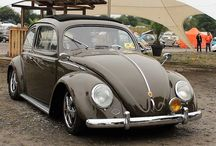 Classic cars/Klassieke motors