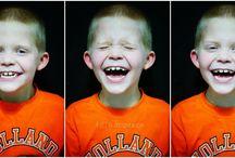 Fotografia dziecięca / Uwielbiam fotografować dzieci, a największą  przyjemność sprawia mi, gdy na ich twarzach widnieje szczery i niewymuszony uśmiech.