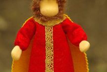 waldorf puppets
