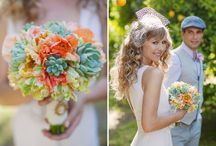 spring wedding / by Melli De