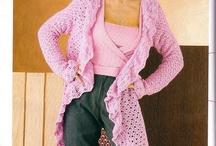 Tejidos crochet / Sacos