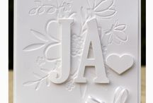 Letters for you stampin up
