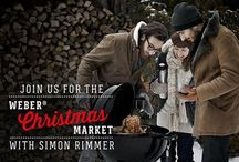 Christmas Market Event With Simon Rimmer
