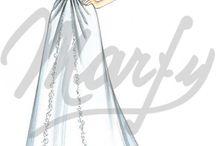Robe Mariée Clemence