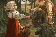 Andrei Shishkin - the artist.