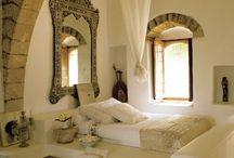 Yatak odası konsept