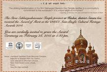 UNESCO ASIA PACIFIC AWARD OF MERIT / AWARD CEREMONY