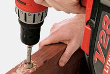 Tool School / Useful tools and the latest technology (plus how best to use them) to help DIYers get the job done right.
