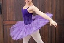 Dance academy girl