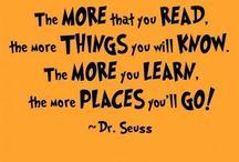 Dr Seuss / by Cassie Nantz
