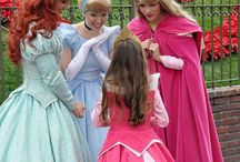 Princess power / All Disney princesses