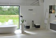 Exclusief Wonen | Showroom | SJARTEC / The magazine 'Exclusief Wonen in het Gooi' made pictures of our showroom. (sept. 2013)