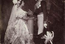 1850s Fashion, History, and Styles / by Amanda Perkins