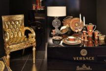Versace / Dekarasyon ve fashion couture