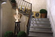 Entries-Stairways-Foyers / by Gayle Beck