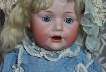 Vintage Dolls & Teddy Bears
