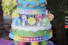 Torta dekorációk