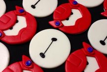 Big Hero 6 Cakes/Cupcakes