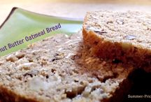 Healthy Breads / Healthy | Easy | Gluten Free | Whole Grain | Homemade | High Protein | Healthy Muffins | Healthy Bread | Whole Grain Bread | Gluten Free Bread | Homemade Bread | Protein Bread