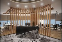 Office & Showroom Design / Office & Showroom Interior /  Design by Dilek Karaman