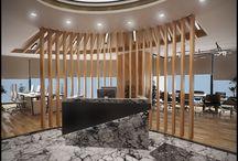 Office & Showroom Design / Office & Showroom Interior /  Design by Dilek Karaman