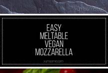 Veganske pålegg og oster