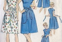 Vintage Sewing Pattern Inspiration