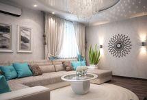 Дизайн-студия 35kvadratov / Проекты, выполненные дизайн-студией 35kvadratov